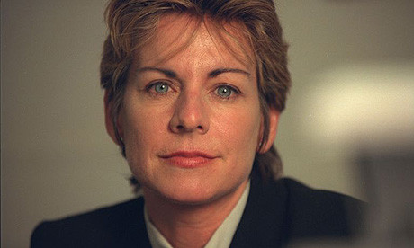 Patricia Cornwell Staci Gruber
